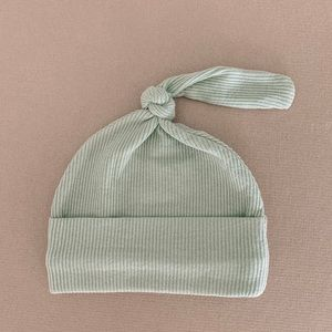 ribbed beanie // two colors